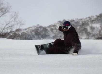 アスリートからの声 スノーボード